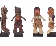 African doll stand17413