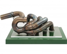 Car pipe stand21215
