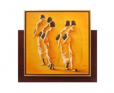 yellow brown monks11115