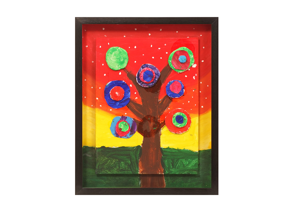 colorful tree4915
