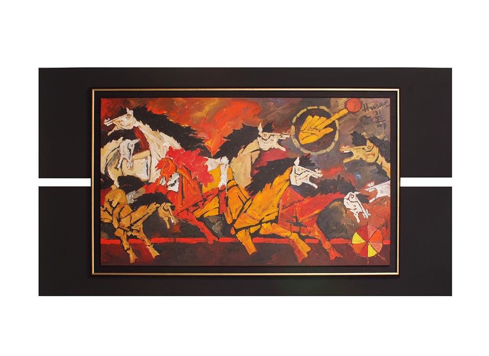 9 horse husain19513