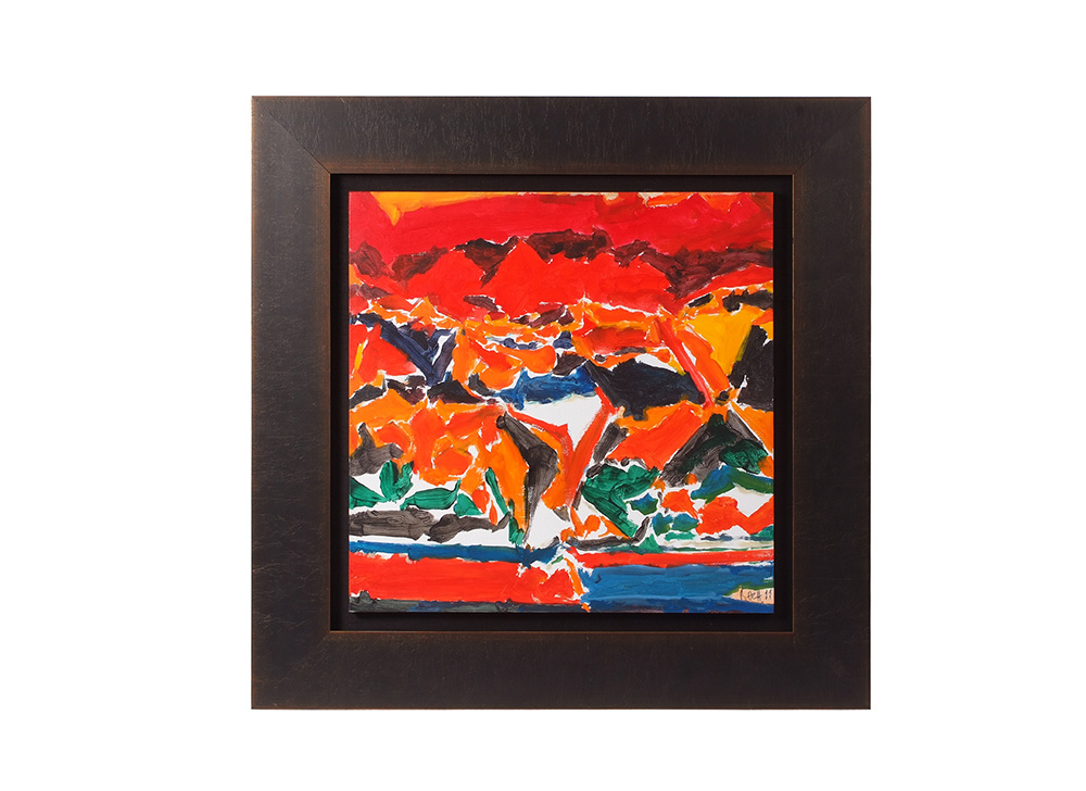 souzacolourful painting abstract