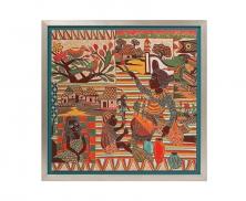 stripe batik11115