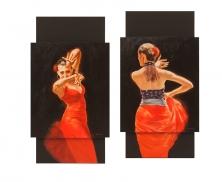 red spanish lady11015