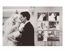 BW Wedding 21215 Collage Photo Frame