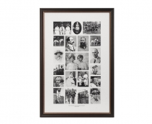 Jacquelyn Old Photos 616 Collage Photo Frame