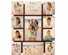Joey Collage Photo Frame LAYOUT 28416