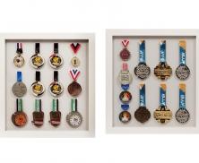 Medals frame13214