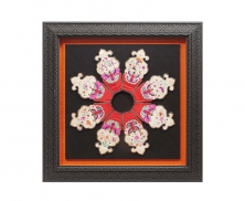 round chinese collor13914